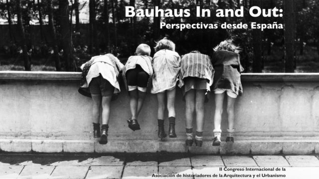 Bauhaus In and Out